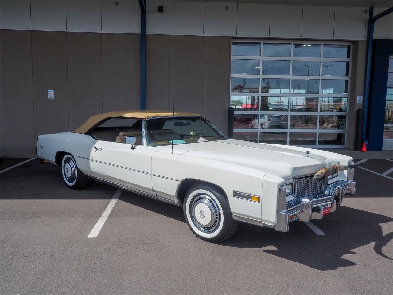 Large Picture of 1976 Cadillac Eldorado located in Englewood Colorado - $26,990.00 - Q2GO