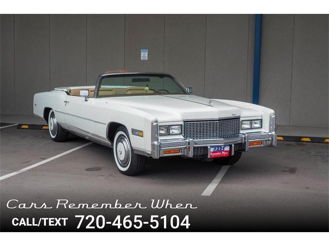 Picture of '76 Cadillac Eldorado - $26,990.00 - Q2GO
