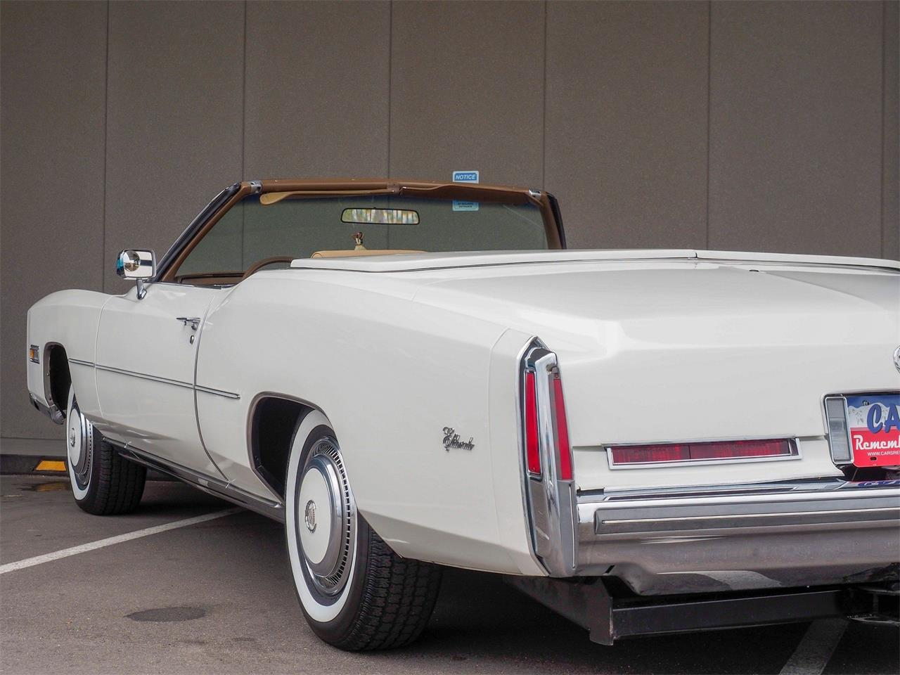 Large Picture of '76 Eldorado - Q2GO