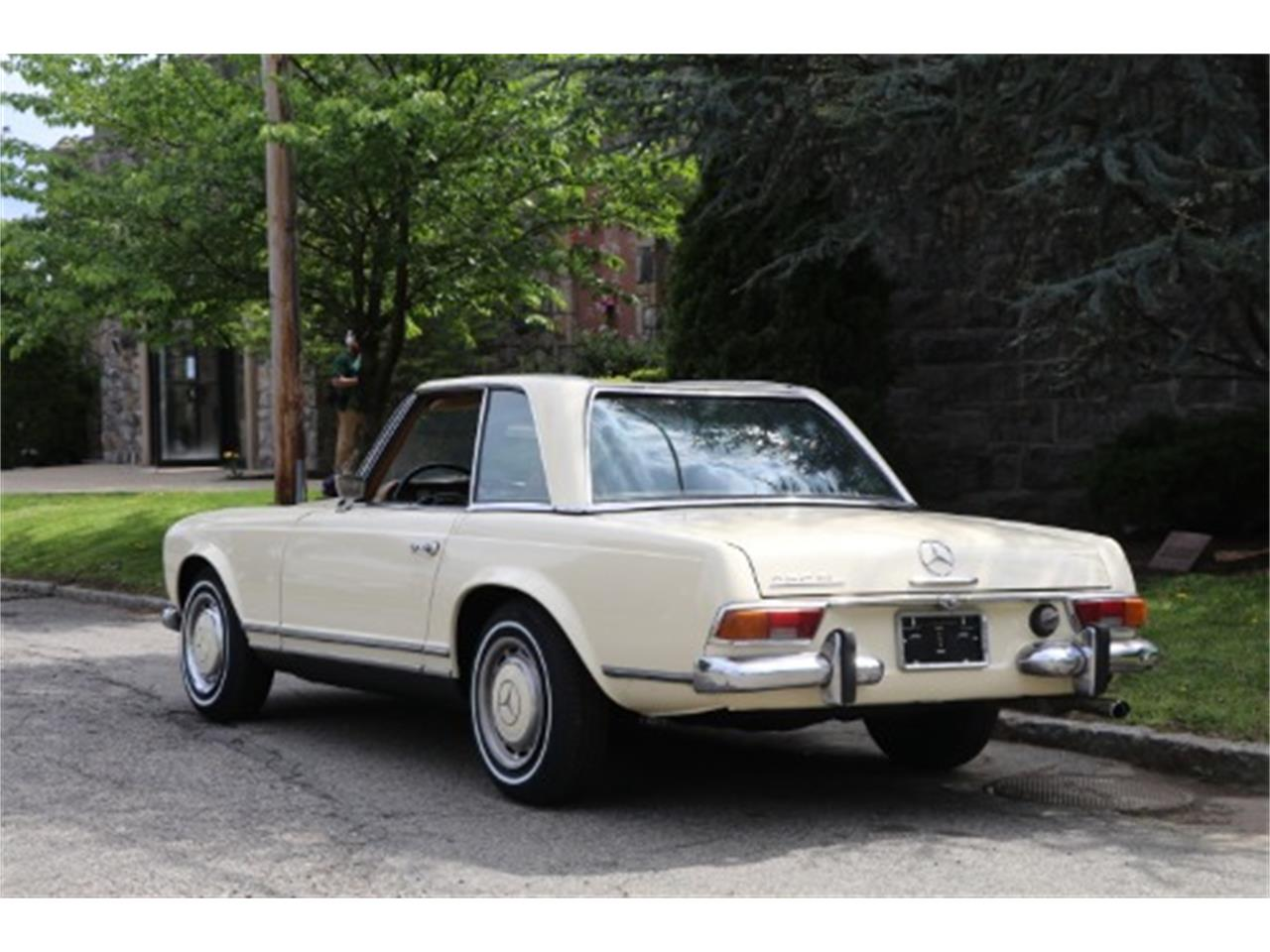 Large Picture of '70 280SL - Q2H2