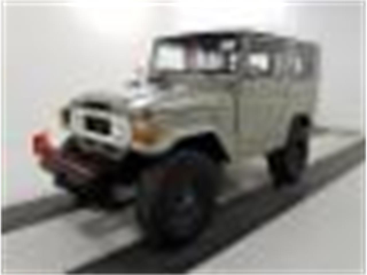 Large Picture of 1975 Toyota FJ Cruiser Offered by Carlisle Auctions - PY4J