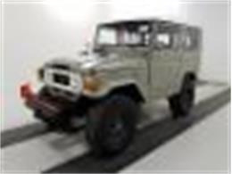 Picture of 1975 Toyota FJ Cruiser Offered by Carlisle Auctions - PY4J