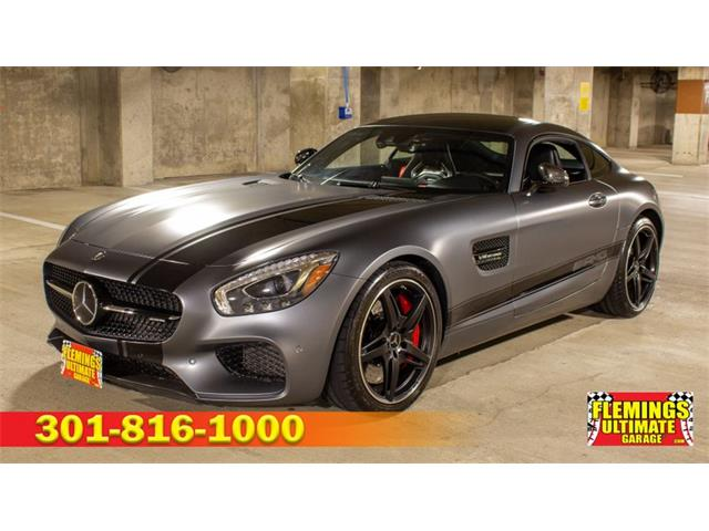 Picture of '16 Mercedes-Benz AMG located in Maryland - Q2HA