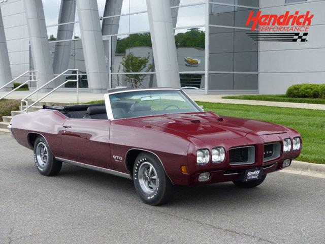 Picture of '70 GTO located in North Carolina Offered by  - Q2HF