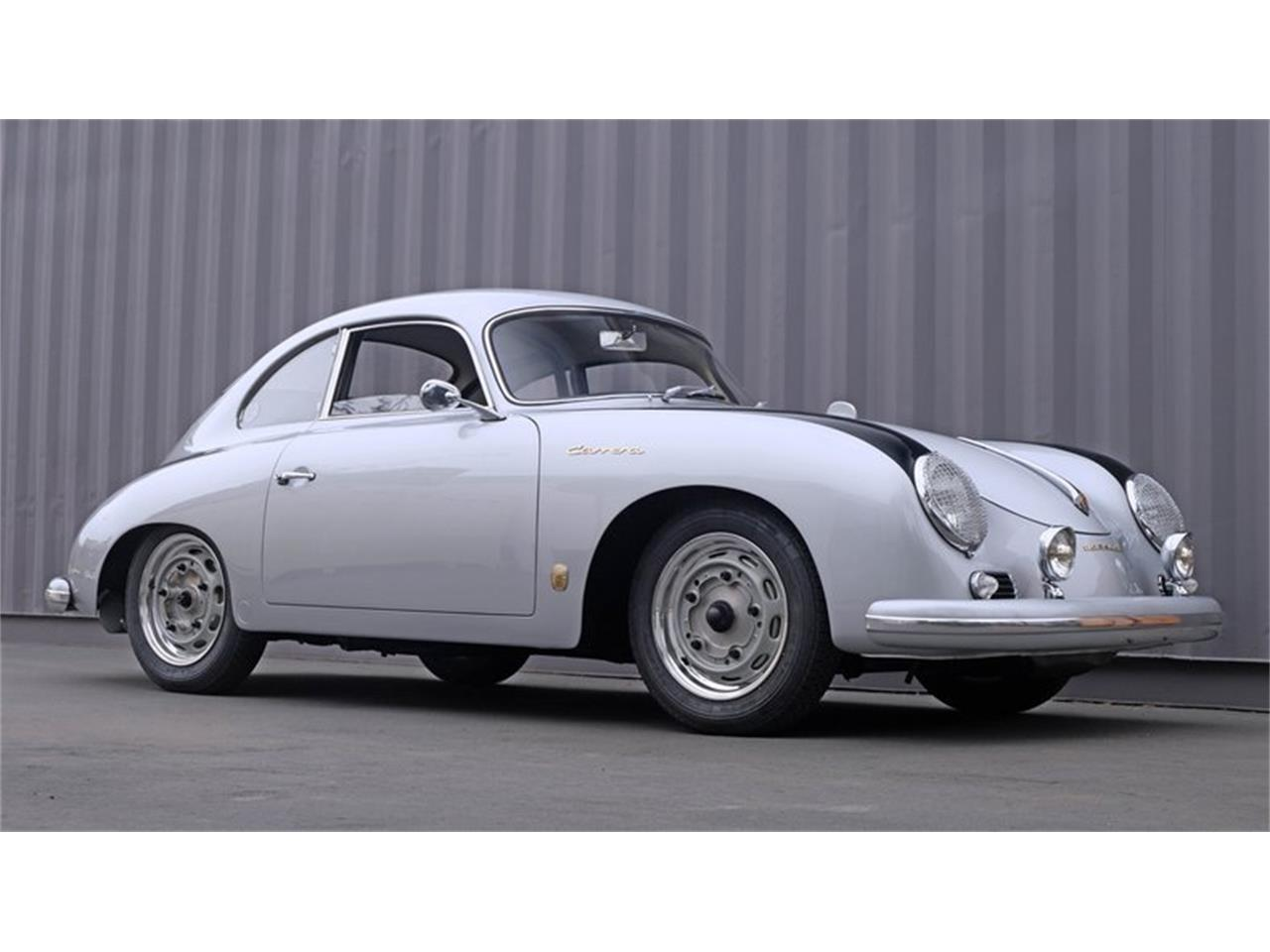 Large Picture of Classic 1957 Porsche 356 Auction Vehicle Offered by Symbolic International - Q2HJ