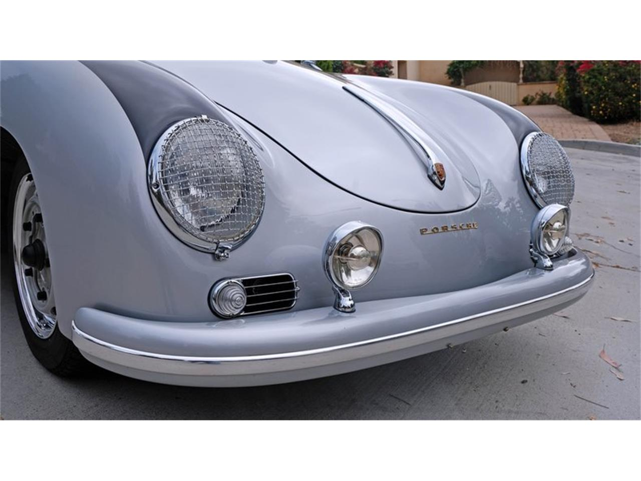 Large Picture of Classic 1957 356 located in California Auction Vehicle Offered by Symbolic International - Q2HJ