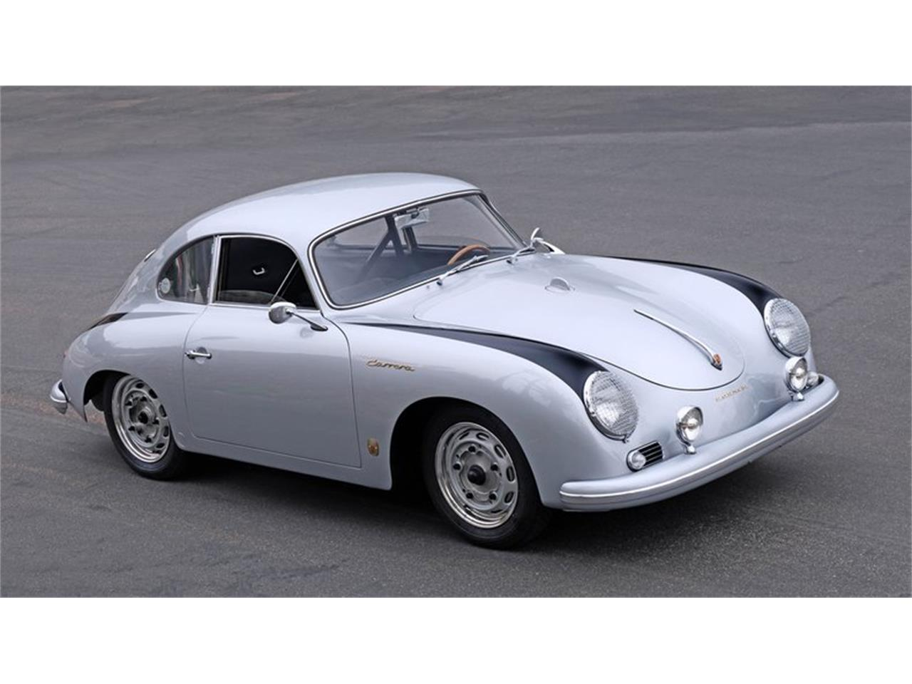 Large Picture of 1957 Porsche 356 located in San Diego California Auction Vehicle Offered by Symbolic International - Q2HJ