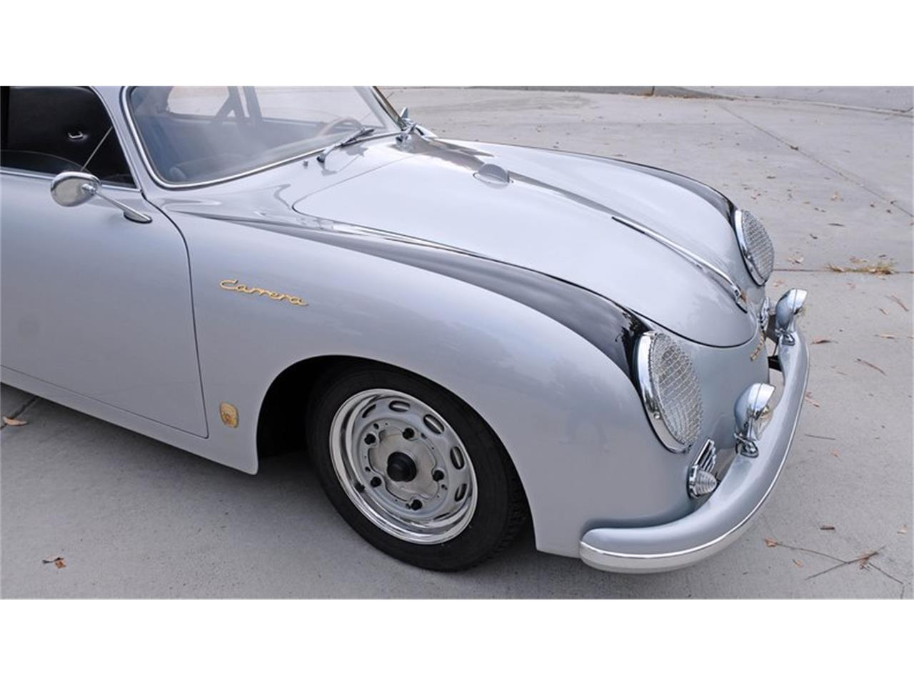 Large Picture of '57 Porsche 356 Auction Vehicle Offered by Symbolic International - Q2HJ