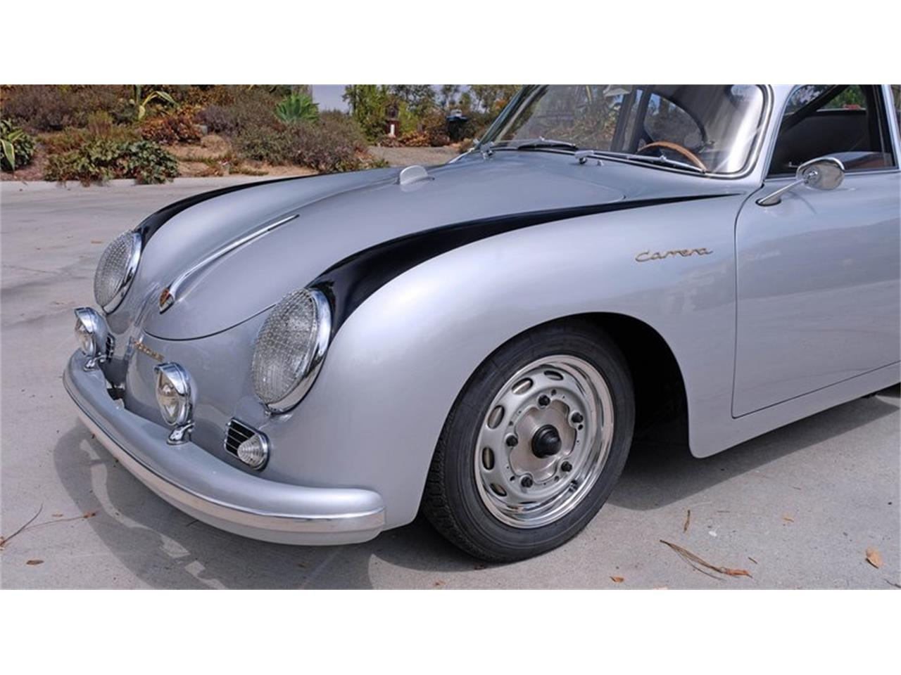 Large Picture of '57 Porsche 356 located in San Diego California Auction Vehicle - Q2HJ