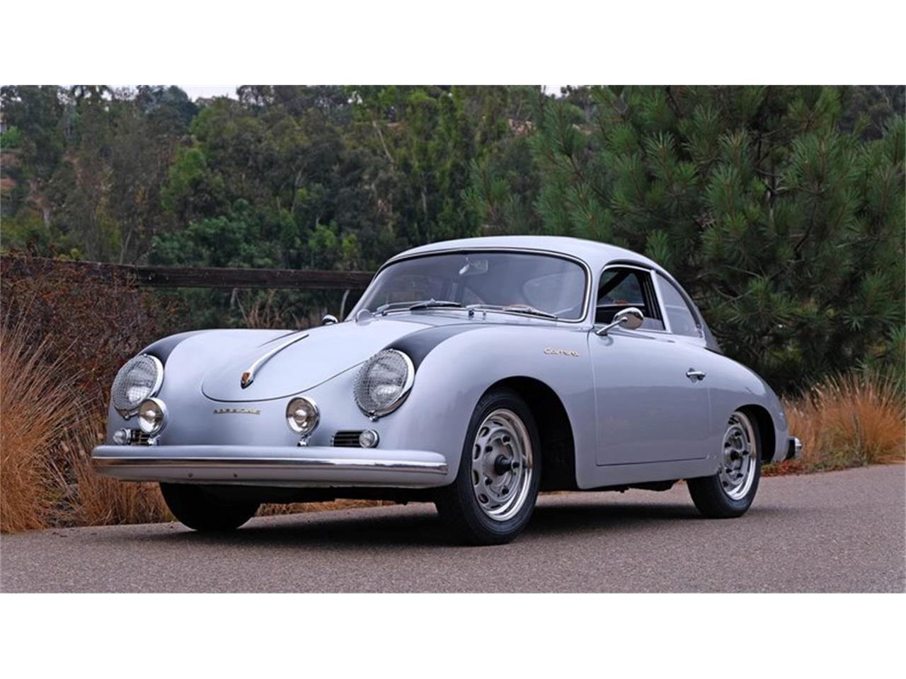 Large Picture of 1957 Porsche 356 located in San Diego California Offered by Symbolic International - Q2HJ