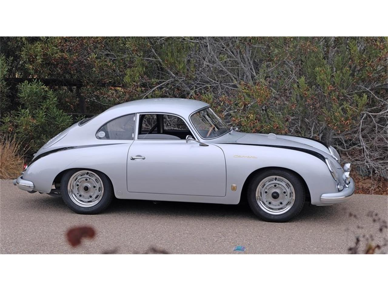 Large Picture of Classic '57 Porsche 356 located in San Diego California Offered by Symbolic International - Q2HJ
