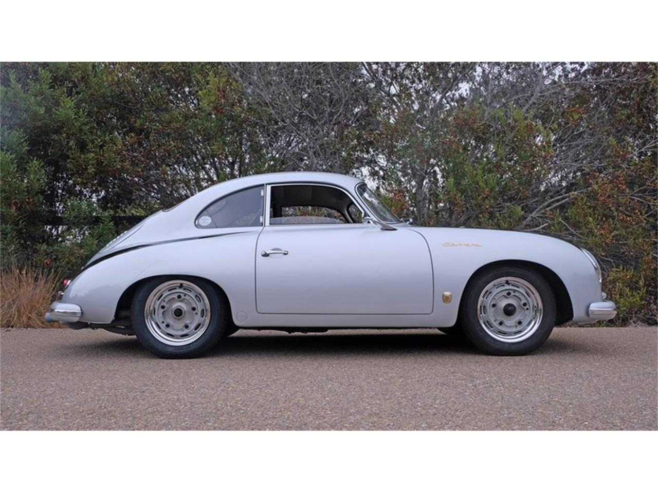 Large Picture of Classic '57 Porsche 356 located in California Offered by Symbolic International - Q2HJ