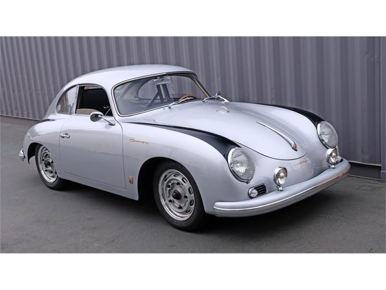 Large Picture of 1957 Porsche 356 Auction Vehicle Offered by Symbolic International - Q2HJ