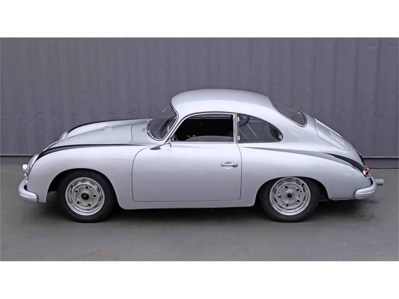 Large Picture of Classic 1957 Porsche 356 located in San Diego California Auction Vehicle - Q2HJ