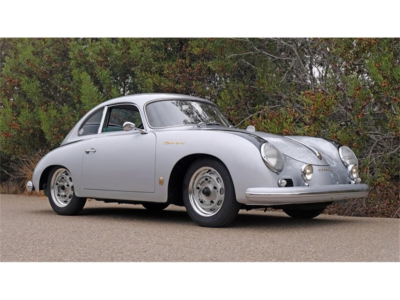 Large Picture of Classic 1957 Porsche 356 located in San Diego California - Q2HJ
