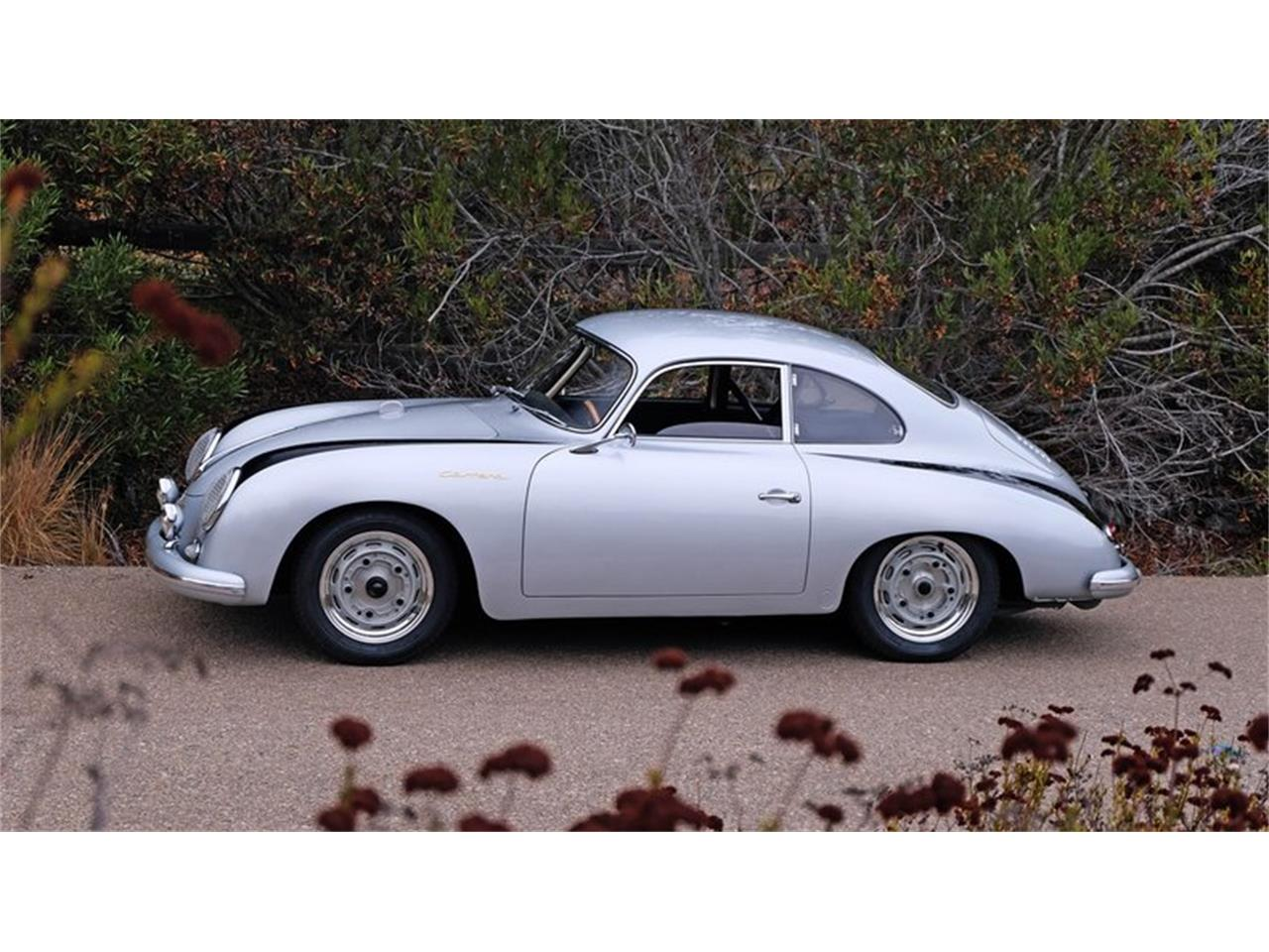 Large Picture of Classic '57 Porsche 356 located in San Diego California - Q2HJ