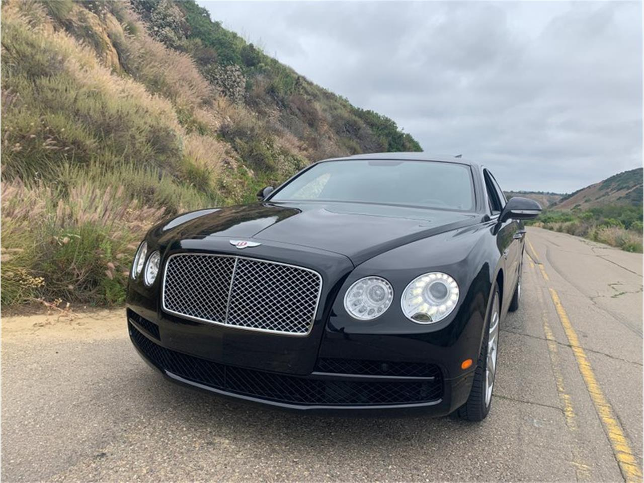 Large Picture of '15 Flying Spur - Q2HL