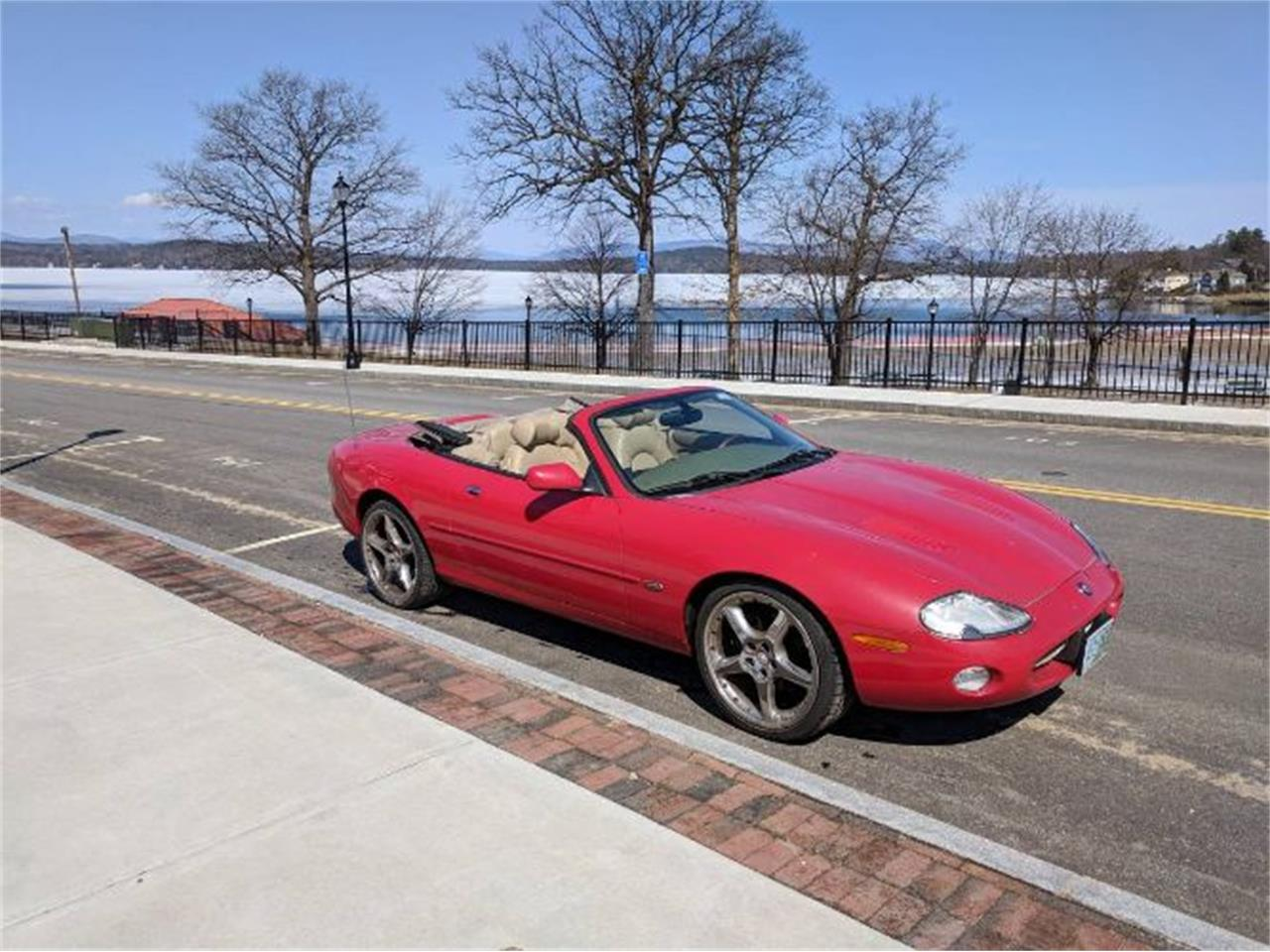 Large Picture of '01 XKR - Q2HP