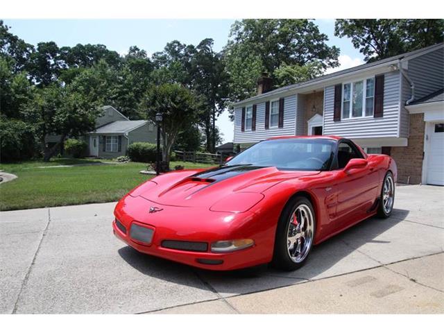 Picture of '02 Corvette - Q2HS