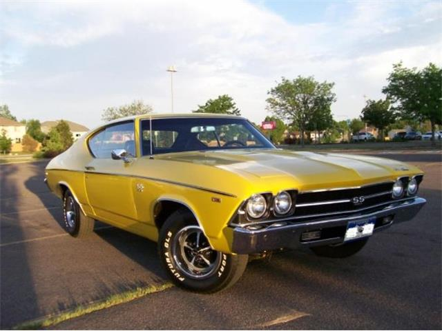Picture of '69 Chevrolet Chevelle Offered by  - Q2HV
