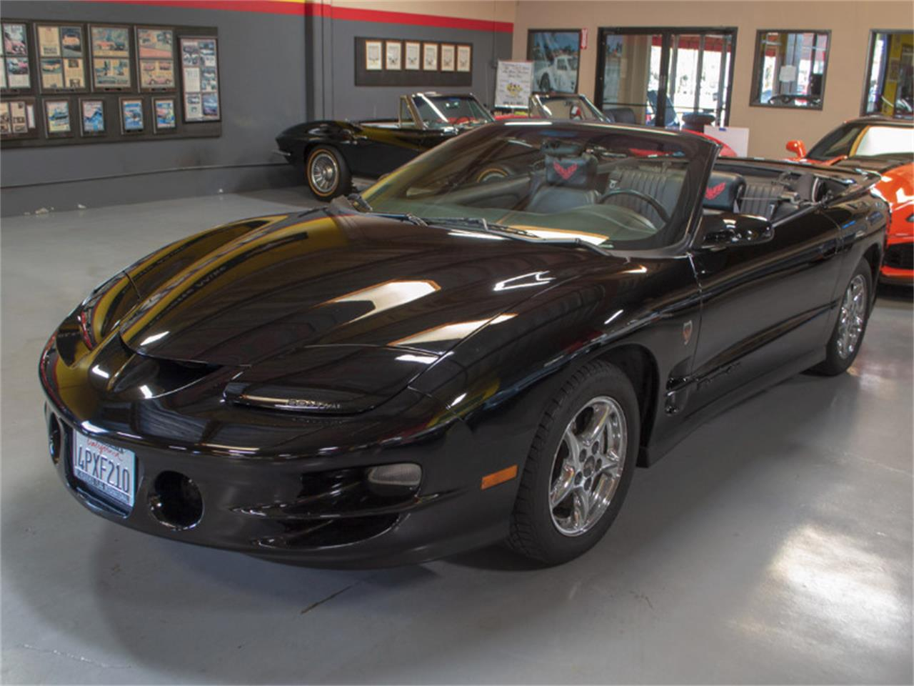 Large Picture of 2001 Firebird Trans Am Offered by Corvette Mike - PXOV
