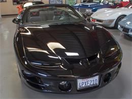 Picture of 2001 Pontiac Firebird Trans Am located in California Offered by Corvette Mike - PXOV