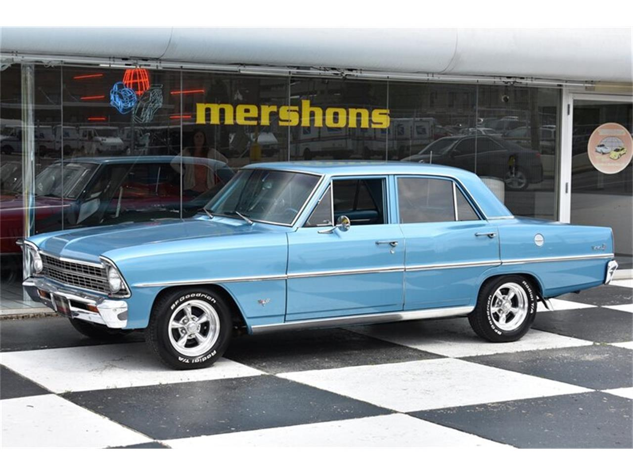 Large Picture of 1967 Nova - Q2I5