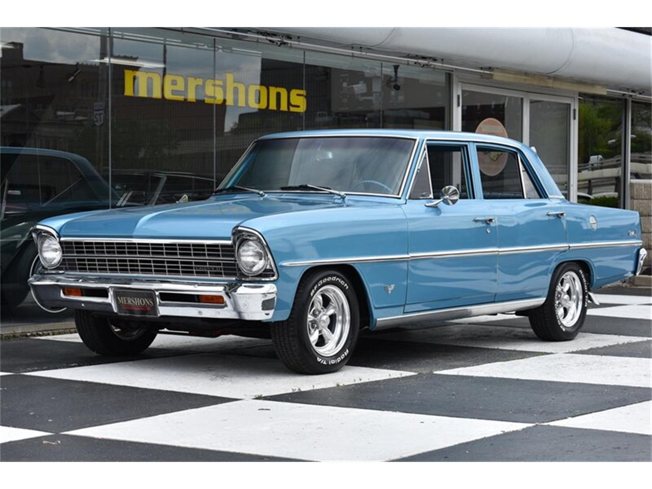 Large Picture of Classic '67 Chevrolet Nova - Q2I5