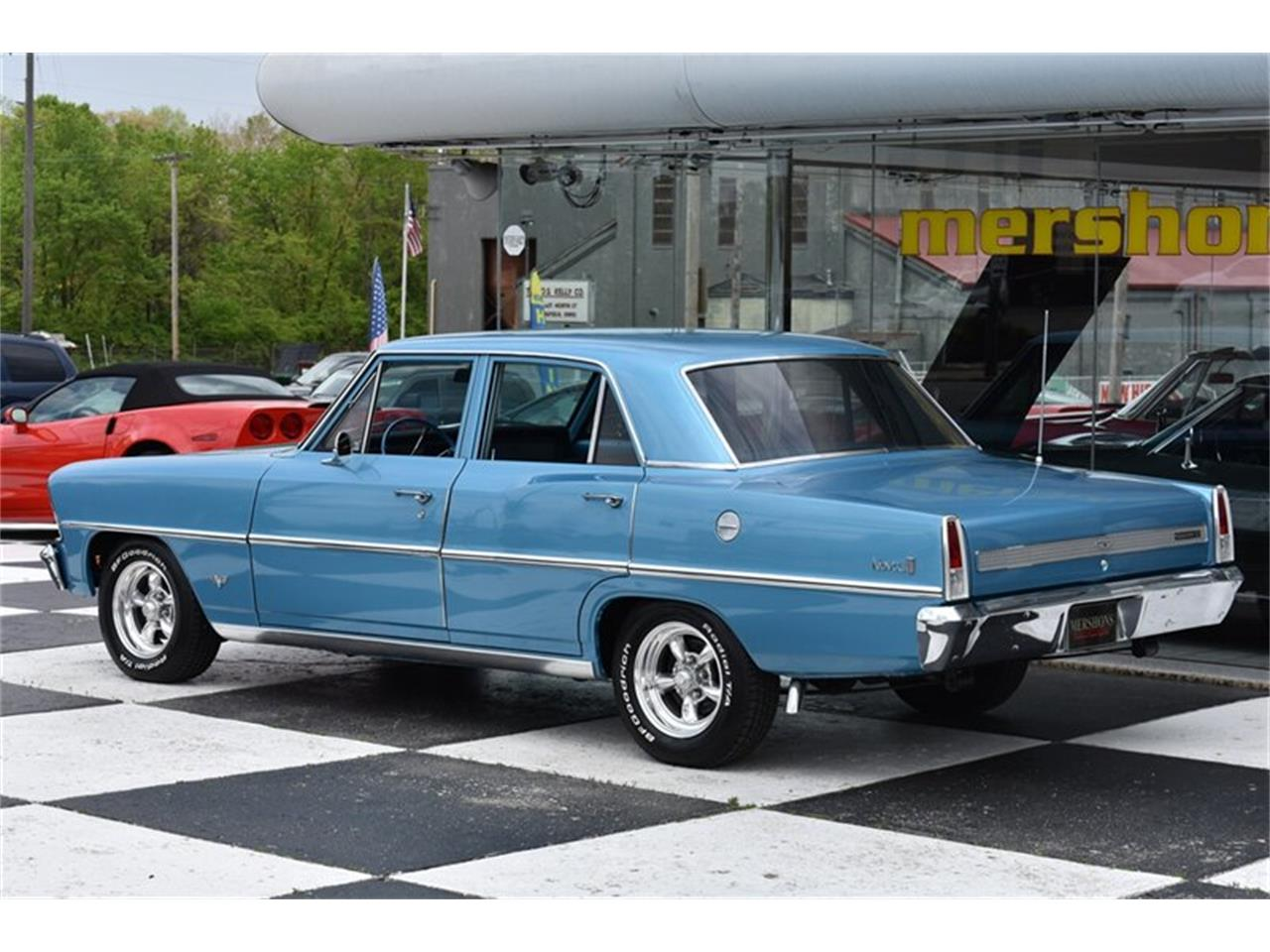 Large Picture of '67 Chevrolet Nova located in Springfield Ohio - $13,900.00 - Q2I5