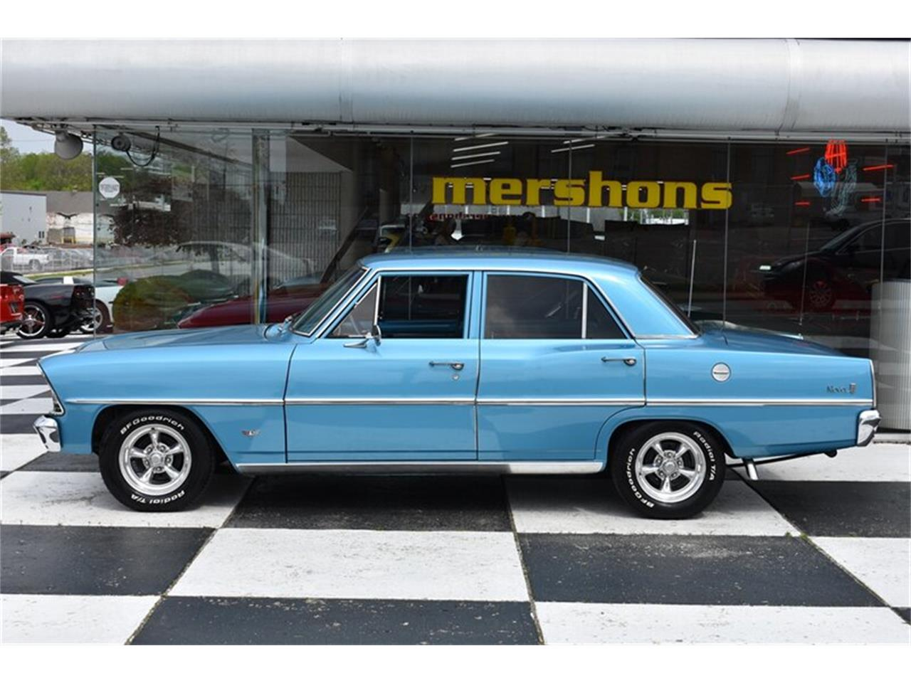 Large Picture of Classic '67 Chevrolet Nova - $13,900.00 - Q2I5