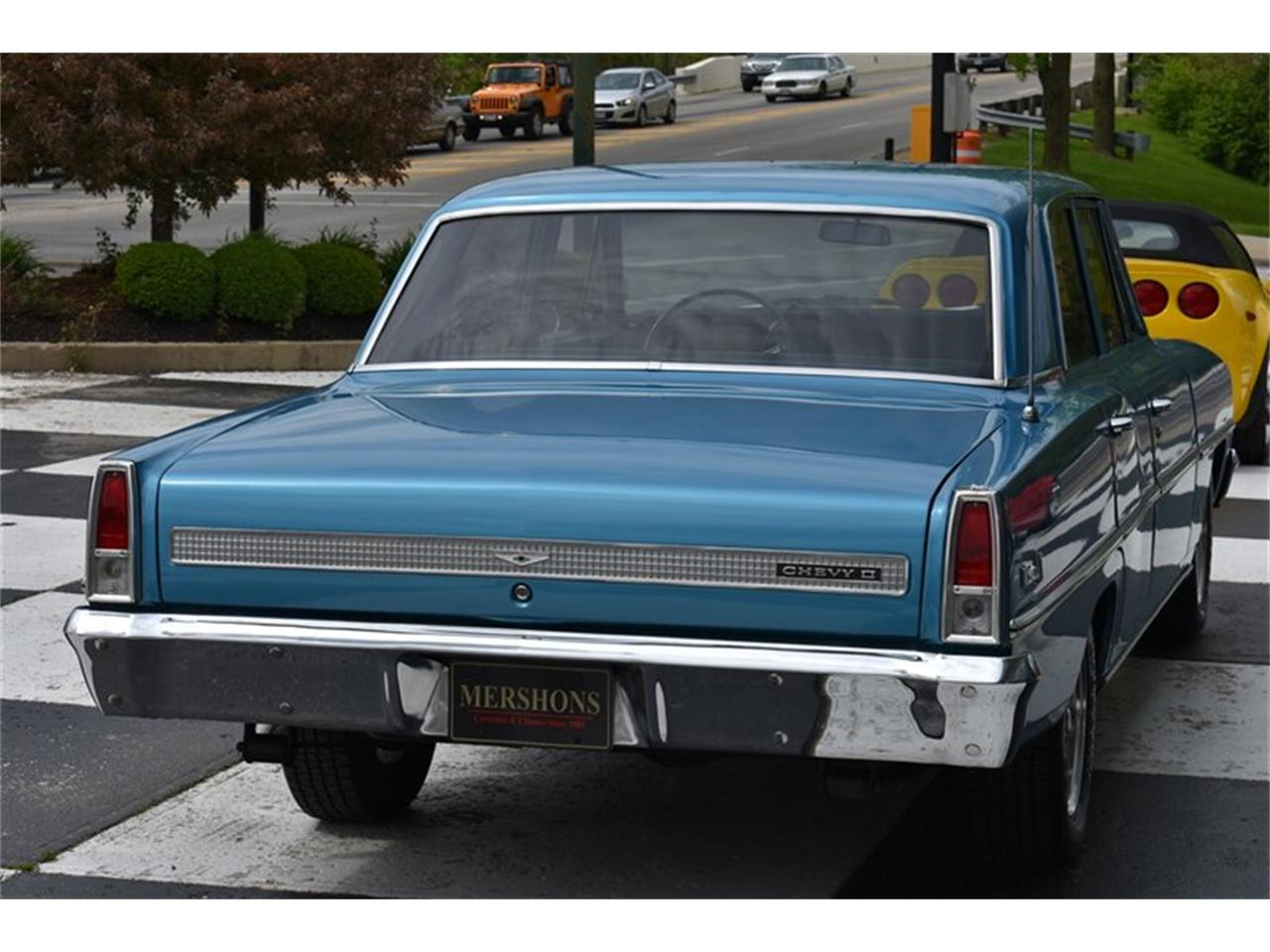 Large Picture of 1967 Chevrolet Nova located in Ohio - $13,900.00 Offered by Mershon's - Q2I5