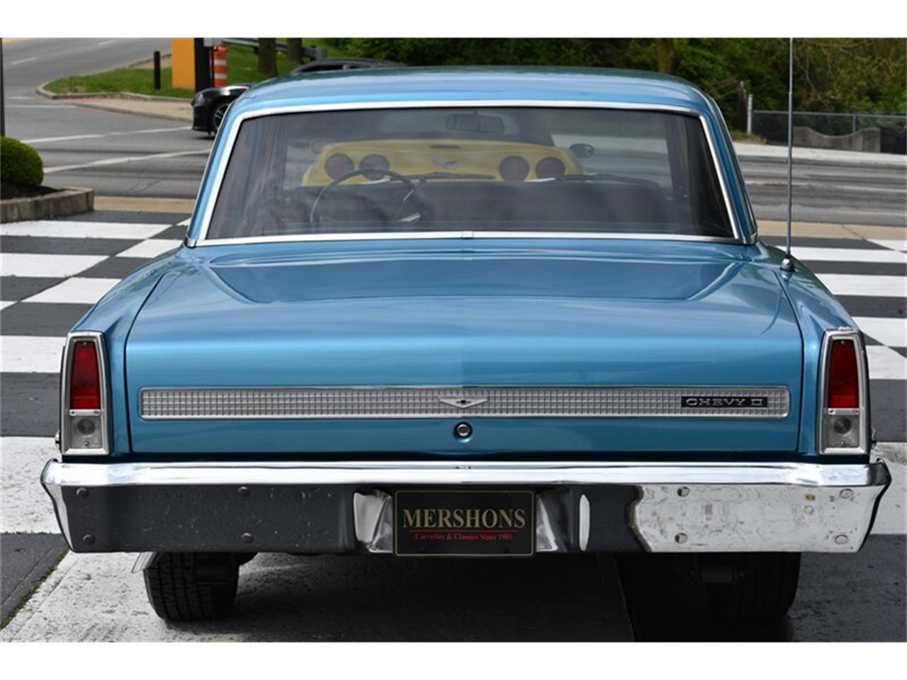 Large Picture of Classic 1967 Nova Offered by Mershon's - Q2I5