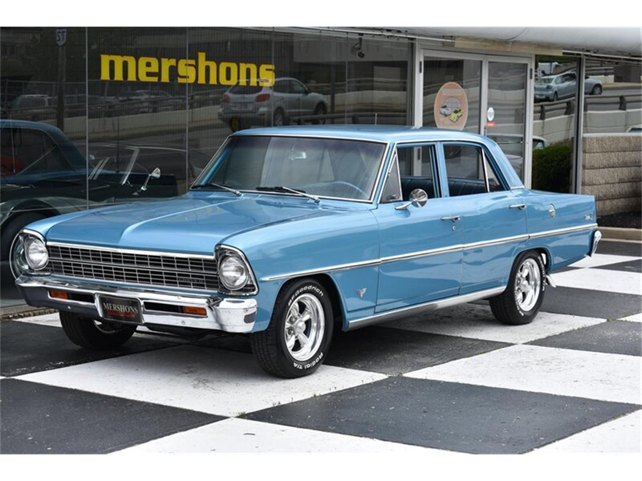 Large Picture of Classic '67 Nova Offered by Mershon's - Q2I5