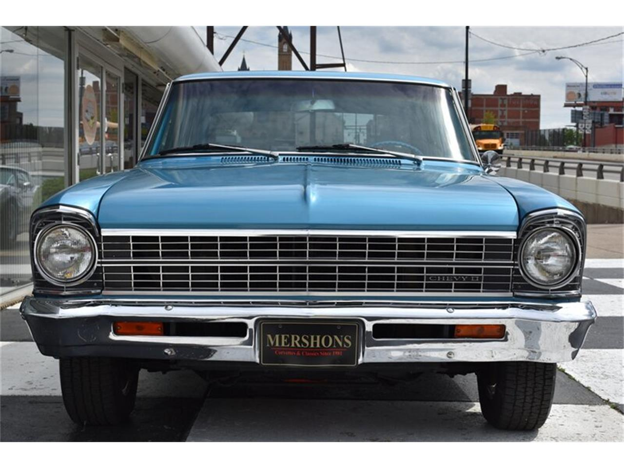 Large Picture of Classic '67 Chevrolet Nova located in Springfield Ohio Offered by Mershon's - Q2I5
