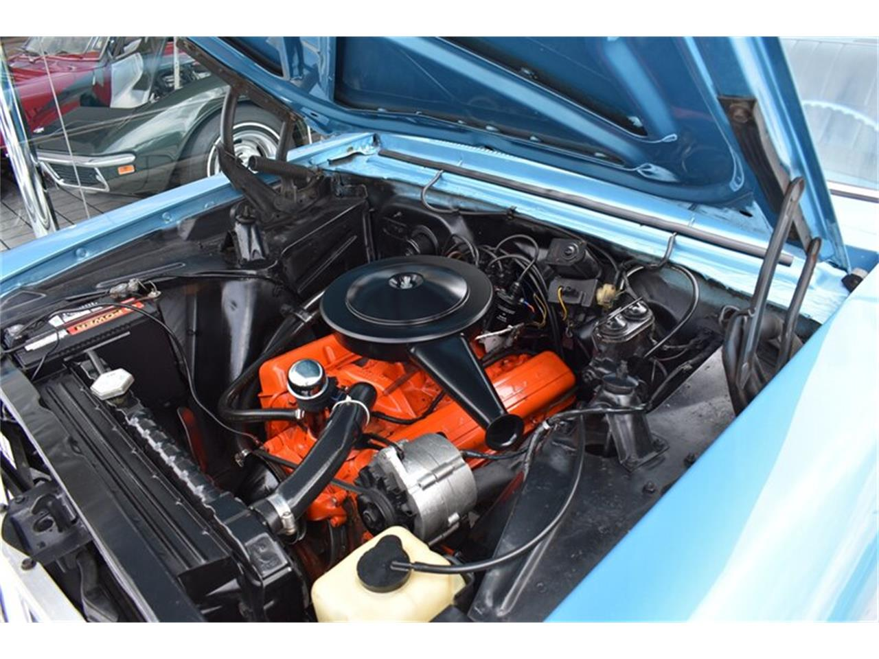 Large Picture of Classic 1967 Nova located in Ohio Offered by Mershon's - Q2I5