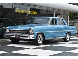 Picture of 1967 Nova located in Springfield Ohio - $13,900.00 Offered by Mershon's - Q2I5