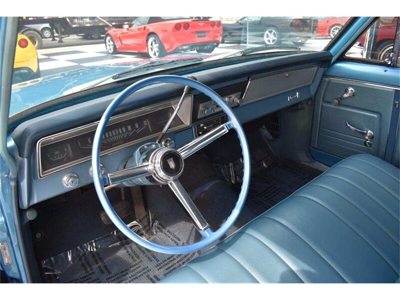 Large Picture of Classic 1967 Nova - $13,900.00 Offered by Mershon's - Q2I5