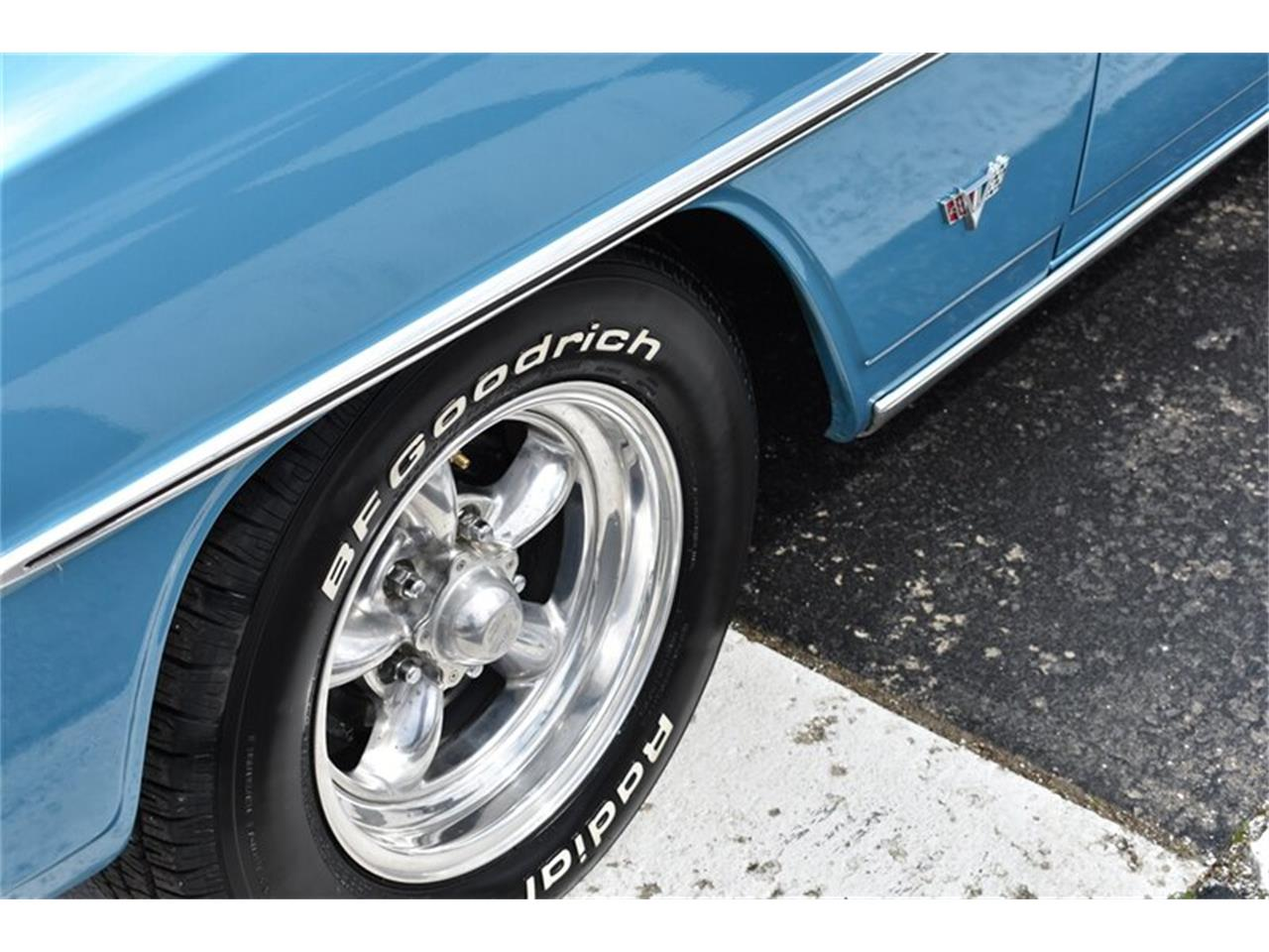 Large Picture of Classic '67 Chevrolet Nova located in Springfield Ohio - Q2I5