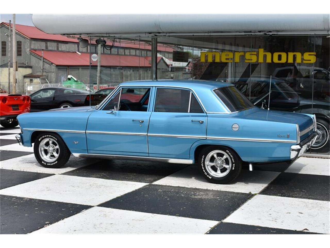 Large Picture of 1967 Nova located in Ohio Offered by Mershon's - Q2I5