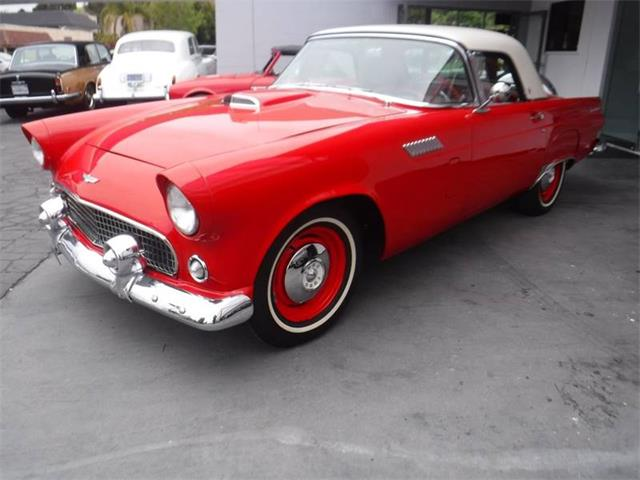 Picture of 1956 Ford Thunderbird - $48,995.00 Offered by  - Q2ID