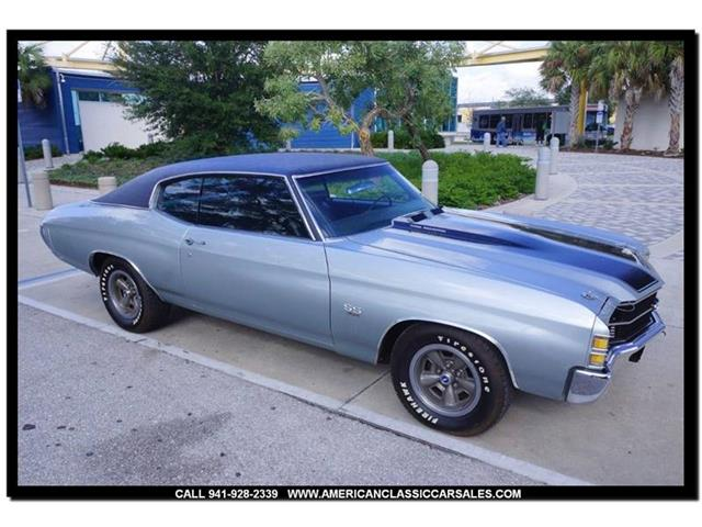 Picture of '71 Chevelle - Q2IS