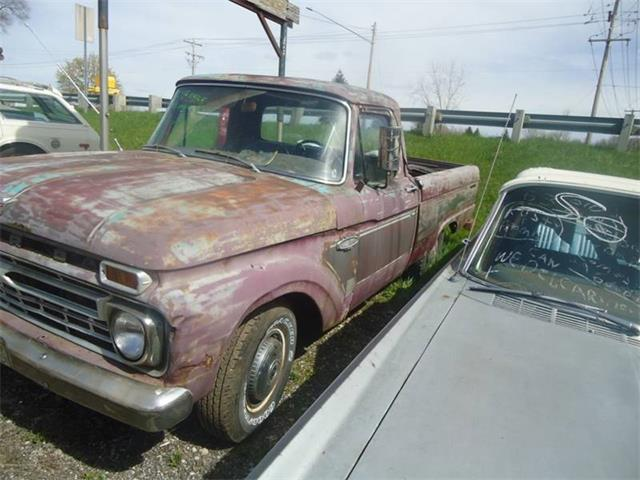 Picture of Classic '66 F100 - $2,800.00 Offered by  - Q2IX