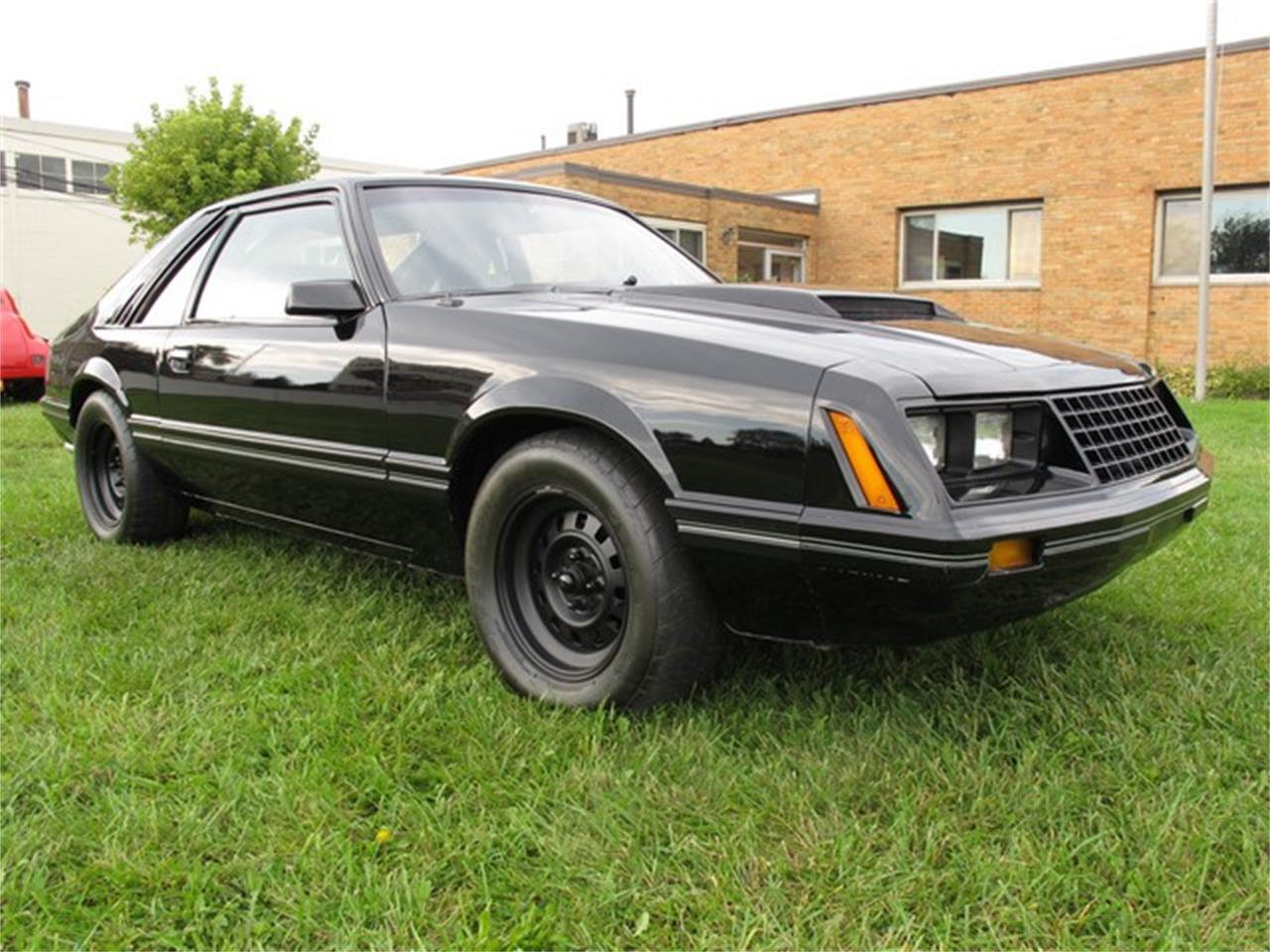 Large Picture of '79 Mustang - Q2IZ