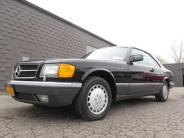 Picture of '91 Mercedes-Benz 560SEC located in Michigan - $10,850.00 - Q2JL
