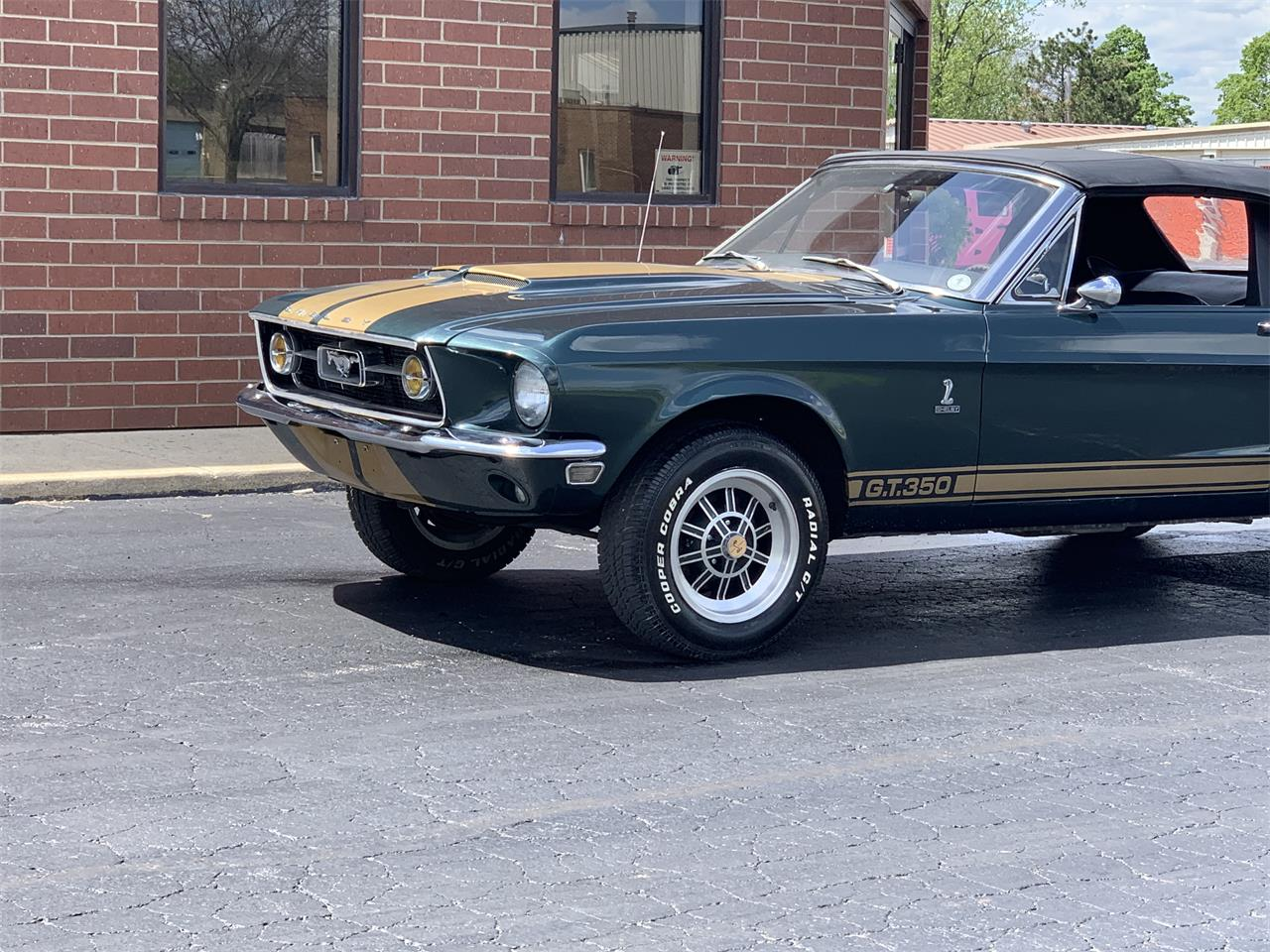 Large Picture of '68 Mustang - Q2JW