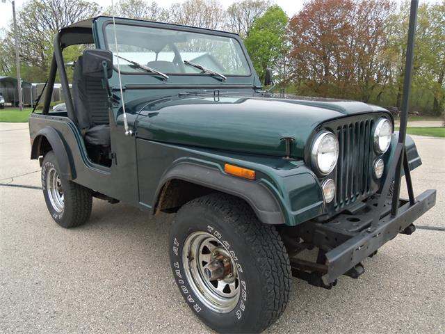 Picture of '80 CJ5 - Q2JY