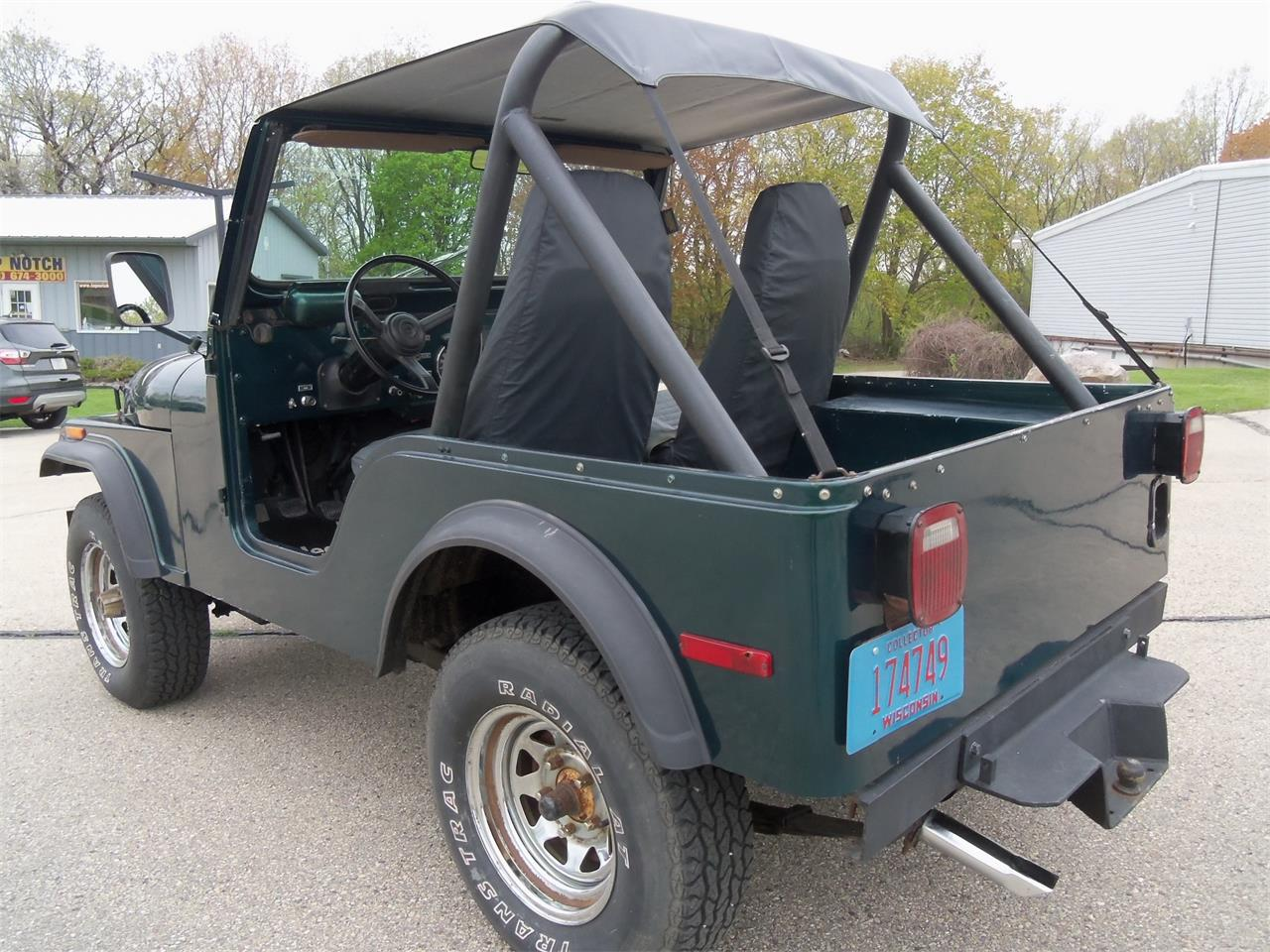 Large Picture of '80 CJ5 - Q2JY