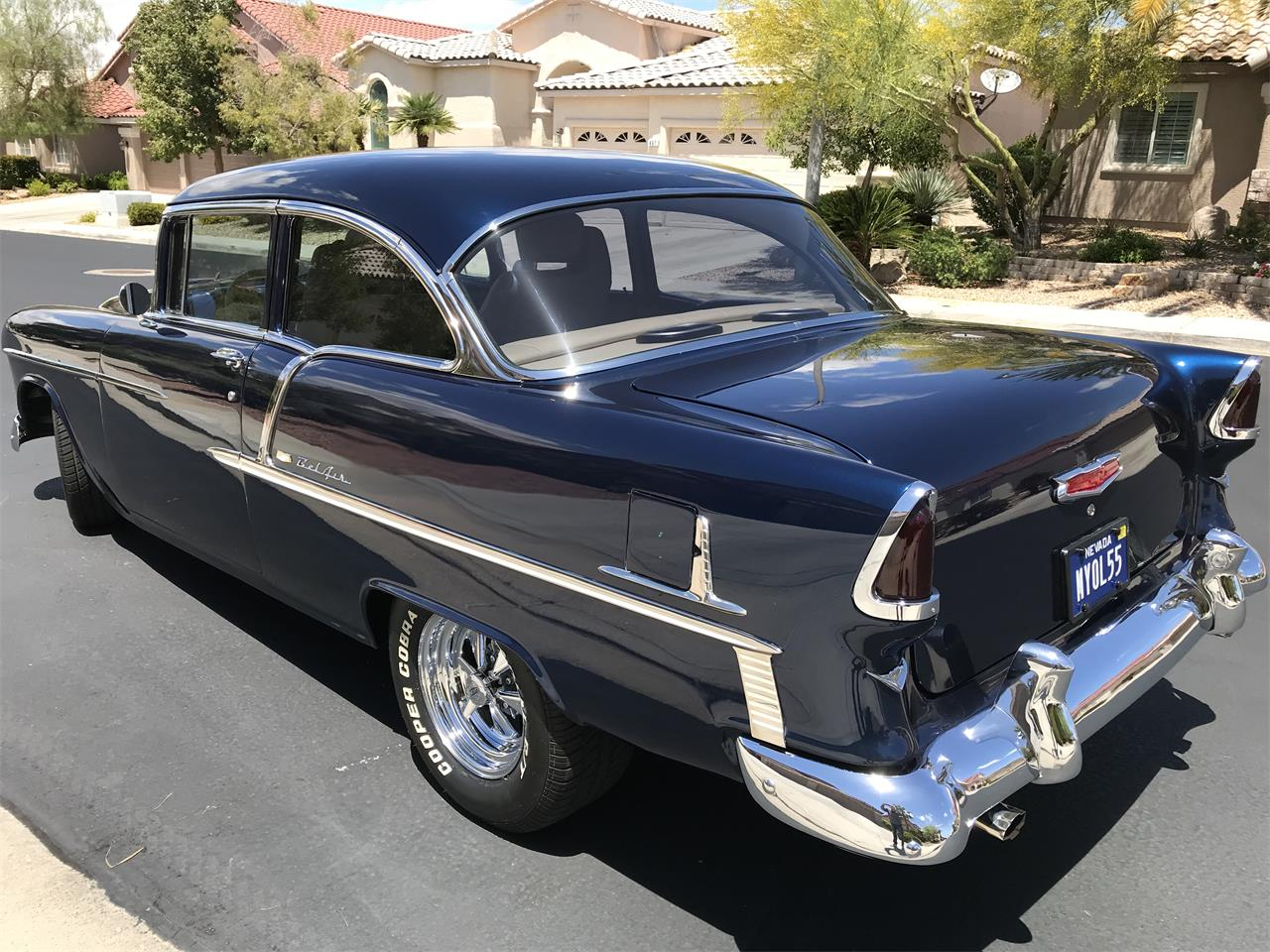 Large Picture of Classic 1955 Chevrolet Bel Air - $55,000.00 - Q2K1