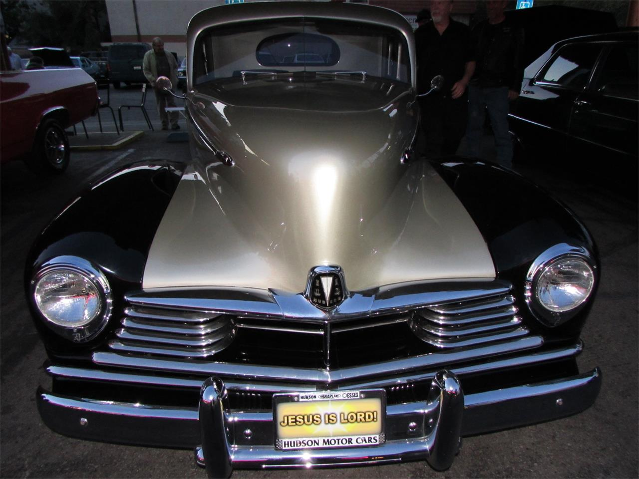 Large Picture of Classic '46 Hudson Pickup Offered by a Private Seller - Q2KE