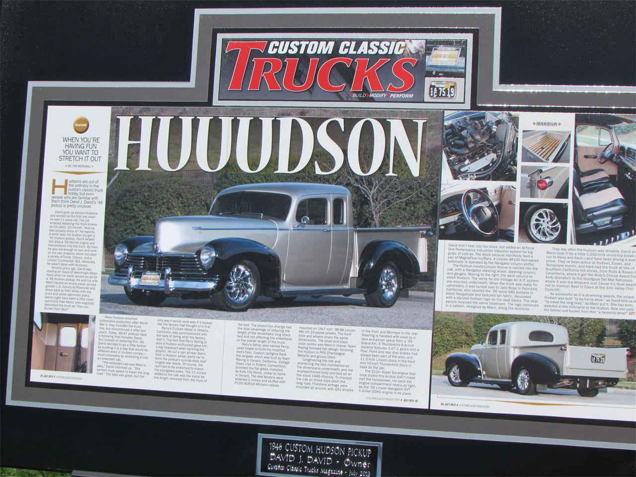 Large Picture of Classic '46 Pickup located in Columbia Tennessee - Q2KE